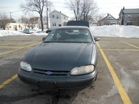1996 Chevrolet Lumina Overview