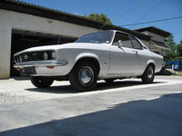 1972 Opel Manta Overview
