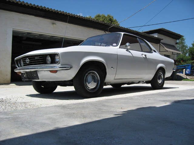 Picture of 1972 Opel Manta