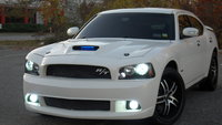 2007 Dodge Charger R/T AWD, Front, exterior, gallery_worthy