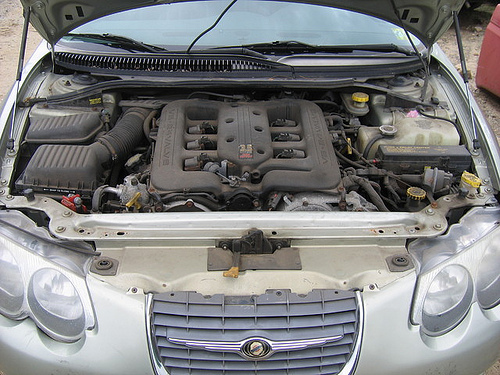 1999 Chrysler 300m - Pictures