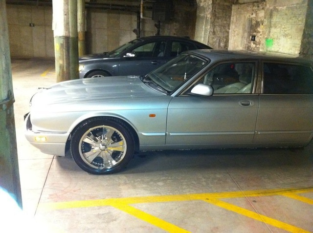 Picture of 1995 Jaguar XJ-Series XJ6, exterior