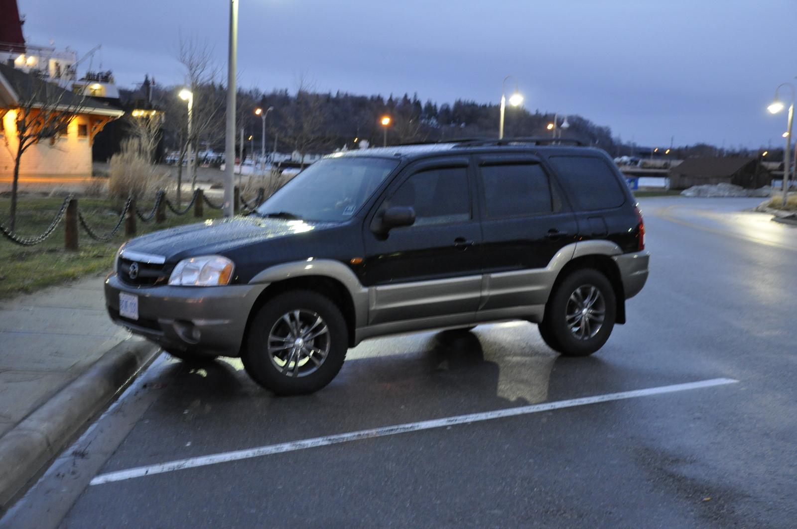 2003 Mazda Tribute LX V6 4WD - Pictures - 2003 Mazda Tribute LX V6 4WD ...