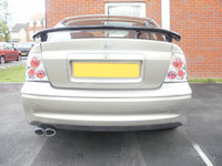 Picture of 1999 Vauxhall Vectra, exterior