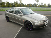 Picture of 1999 Vauxhall Vectra, exterior, gallery_worthy