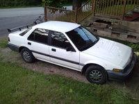 1989 Honda Accord DX, Gram's honda, exterior