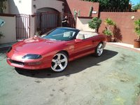 Picture of 1996 Chevrolet Camaro RS Convertible RWD, exterior, gallery_worthy