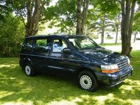 1995 Plymouth Voyager Overview