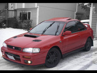Picture of 1998 Subaru Impreza 2 Dr RS AWD Coupe, exterior