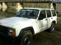 1987 Jeep Cherokee, were all jeeps belong off-road