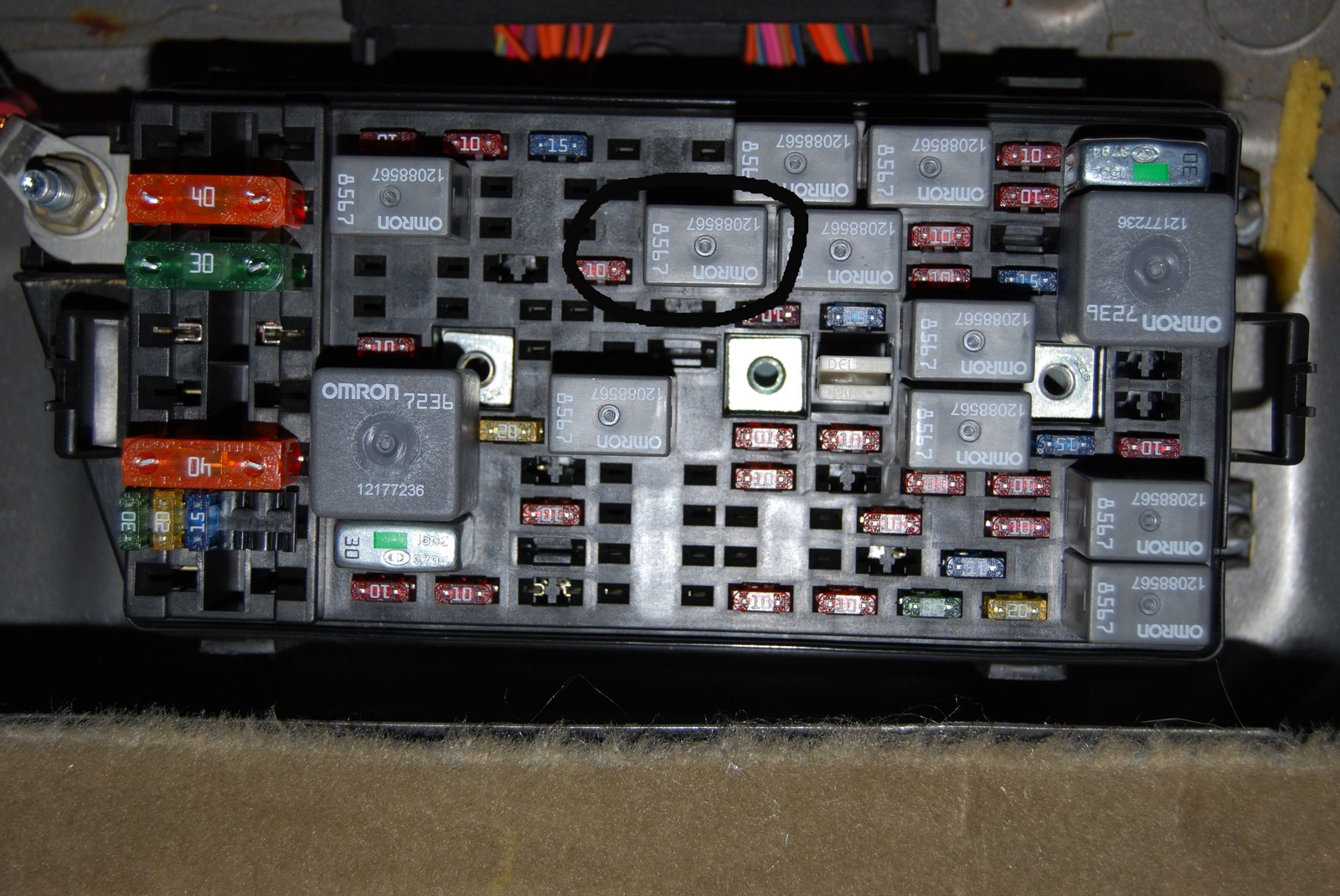 Pic on 1999 Honda Accord Fuse Box Diagram