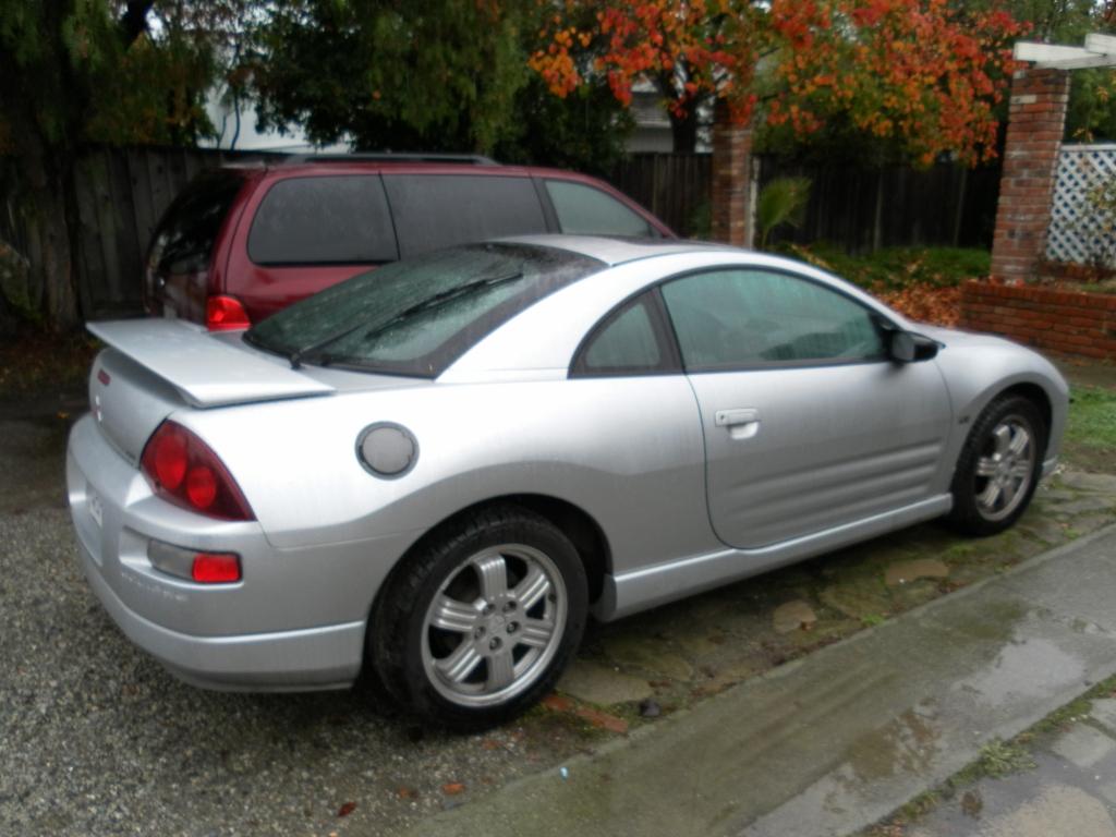 2001 Mitsubishi Eclipse Pictures Cargurus