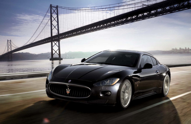 2011 Maserati GranTurismo, Three quarter view, exterior, manufacturer, gallery_worthy