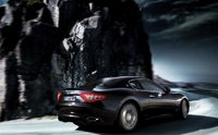 2011 Maserati GranTurismo, Side view in motion., manufacturer, exterior