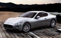 2011 Maserati GranTurismo, Three quarter view. , exterior, manufacturer