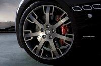 2011 Maserati GranTurismo, Close-up of front tire., exterior, manufacturer
