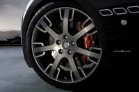 2011 Maserati GranTurismo, Close-up of front tire., manufacturer, exterior