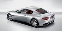 2011 Maserati GranTurismo, Side View. , exterior, manufacturer