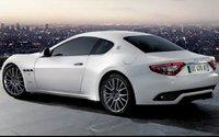2009 Maserati GranTurismo, Three quarter back view. , exterior, manufacturer