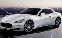 2009 Maserati GranTurismo, Three quarter front view. , exterior, manufacturer