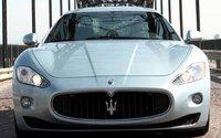 2009 Maserati GranTurismo, Front View. , exterior, manufacturer