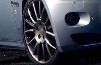 2009 Maserati GranTurismo, Close-up of front tire., exterior, manufacturer