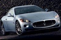 2009 Maserati GranTurismo, Front three quarter view. , exterior, manufacturer