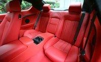 2009 Maserati GranTurismo, Back seats. , interior, manufacturer