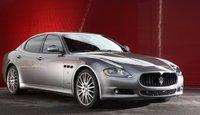 2009 Maserati Quattroporte Overview