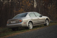 Picture of 2003 Nissan Maxima GLE, exterior
