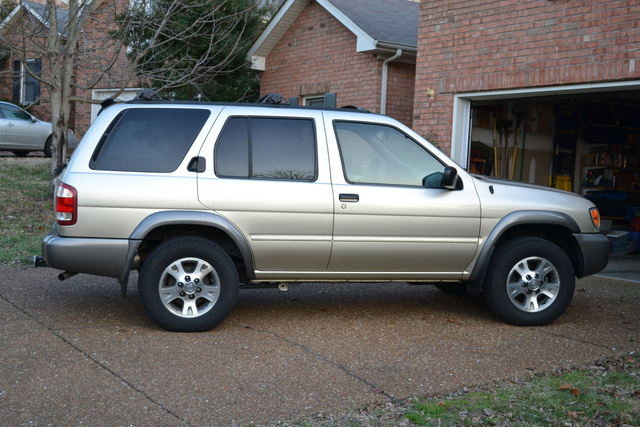 Sunny King Ford >> 2000 Nissan Pathfinder - Pictures - CarGurus