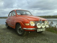 1975 Saab 96 Overview