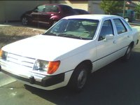 1984 Ford Tempo Overview