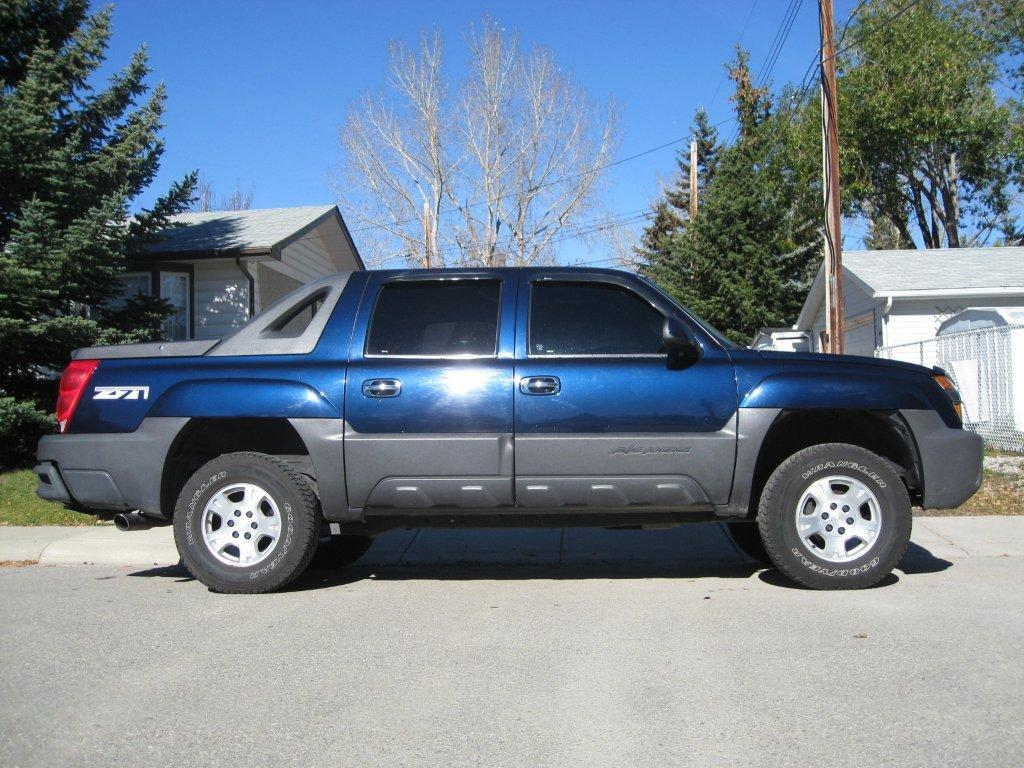 2004 Chevrolet Avalanche Pictures Cargurus