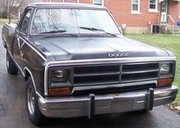 1980 Dodge D-Series Overview