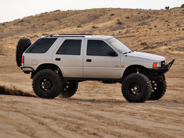 Picture of 1995 Isuzu Rodeo 4 Dr S V6 SUV, exterior