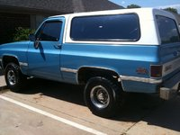 1984 GMC Jimmy picture, exterior