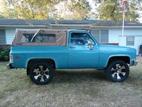 Picture of 1984 GMC Jimmy, exterior, gallery_worthy
