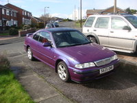 1998 Rover 216 Overview