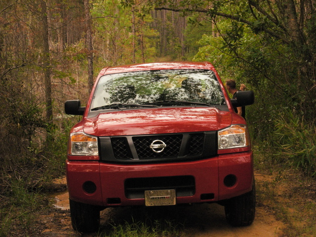 Picture of 2010 Nissan Titan XE King Cab 4WD, exterior, gallery_worthy