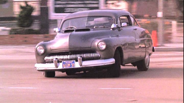 1950 Mercury Monterey, Picture is from the movie Cobra (1986)., exterior, gallery_worthy