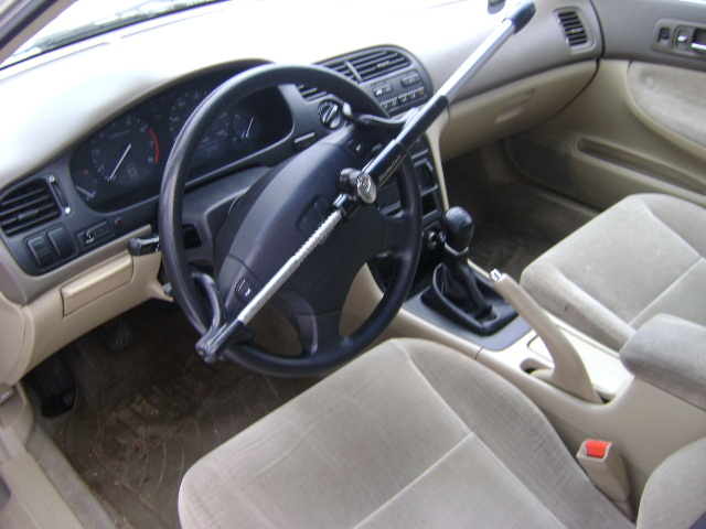 1994 Honda Accord Interior Pictures Cargurus