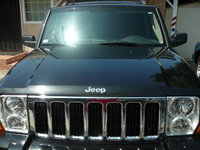 2008 Jeep Commander Sport picture, exterior