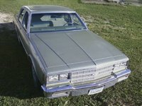 1985 Chevrolet Impala, for sale lol, exterior