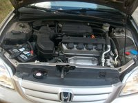 2002 Honda Civic LX, 1.7L 4 banger, engine, gallery_worthy