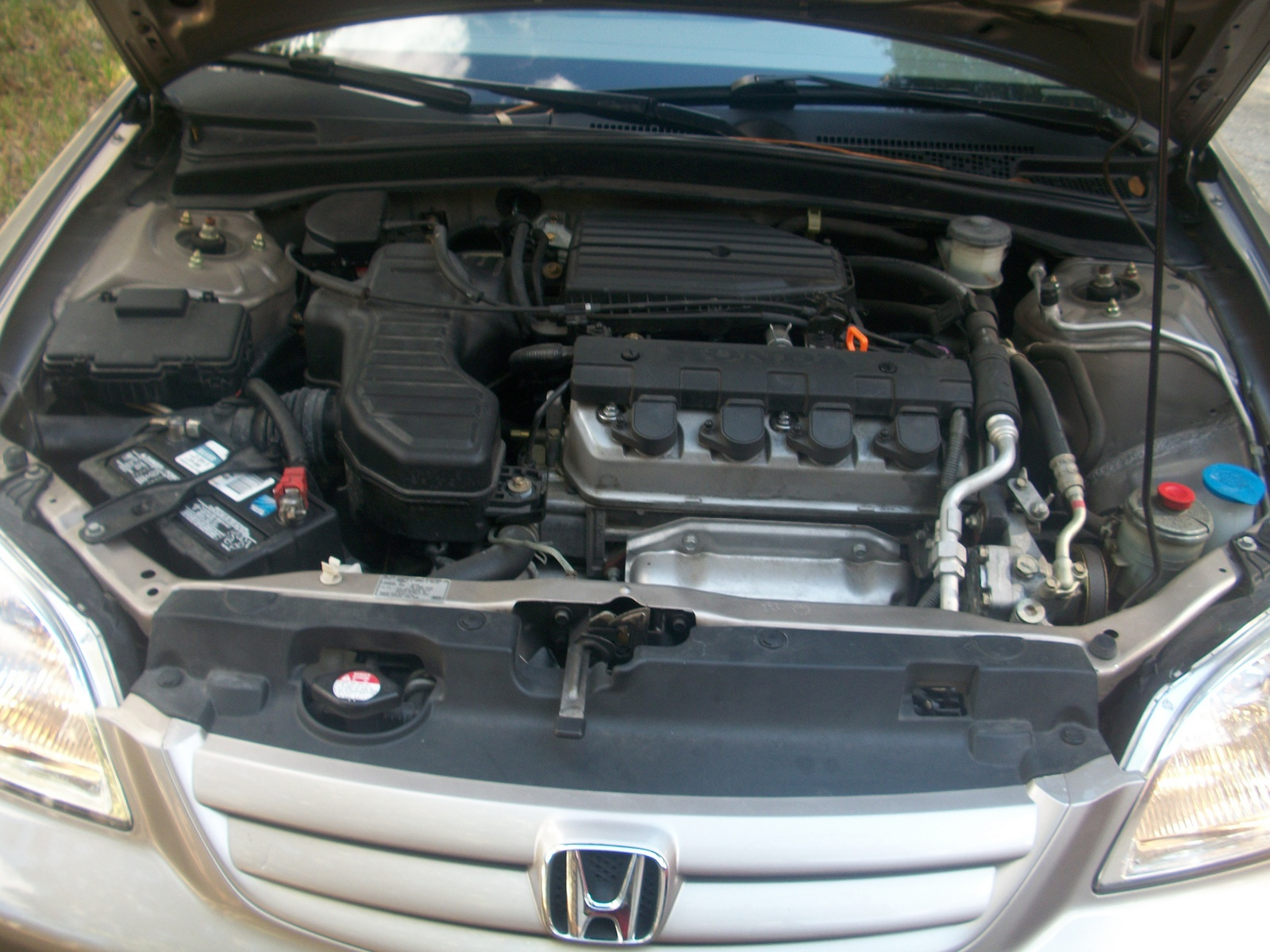 Granulenubu 2002 Honda Civic Ex Engine Specs