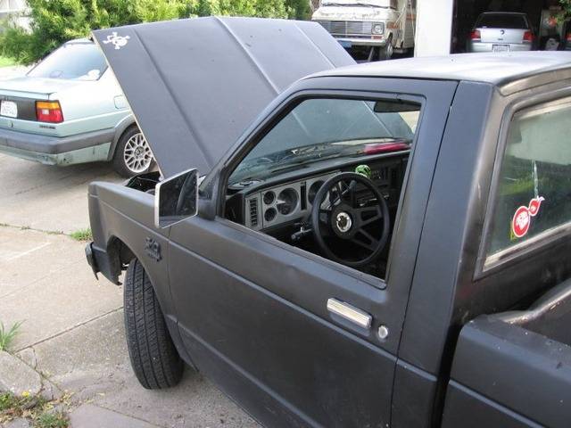 Picture of 1982 Chevrolet S-10, exterior, gallery_worthy
