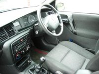 Picture of 2001 Vauxhall Vectra, interior