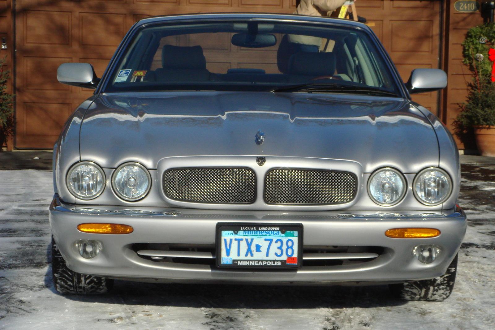 2003 Jaguar XJR - Pictures - CarGurus