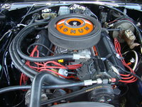Picture of 1968 Dodge Charger, engine